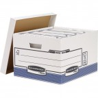 Scatola archivio standard Bankers Box System Fellowes - 0026101 (conf.10)