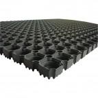 Tappetino Octo Doortex - nero - 100x150 cm - FC4101522OCBK
