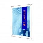 Cornice con pinze Poster Stretch - formato utile 70x100 cm - Studio T