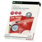 Pouches ILam - A4 - 216x303 mm - 2x175 micron - Leitz - conf. 100 pezzi