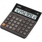 Calcolatrice da tavolo DH-12BK - 12 cifre - nero - Casio