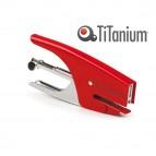 Cucitrice a pinza - passo 6 - rosso - Titanium