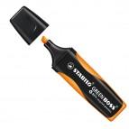 Evidenziatore Green Boss - punta a scalpello - tratto da 2,0-5,0mm - arancio - 83% plastica riciclata - Stabilo
