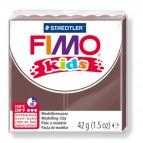 ***pasta polimerica fimo kids 42gr marrone 7