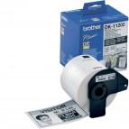 Etichette adesive in carta serie DK Brother - 17x54 mm - 400 - DK11204