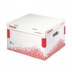 Scatola container Speedbox - Large - 36,4x43,3cm - dorso 26,3 cm - Esselte