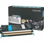 Originale Lexmark laser toner A.R. - ciano - C5240CH