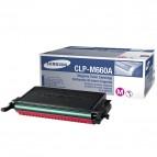 Originale Samsung laser toner CLP-M660A - magenta - ST919A