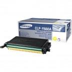 Originale Samsung laser toner CLP-Y660A - giallo - ST953A