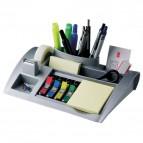 Set da scrivania C50 Post-It - grigio - C50
