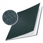 Copertine rigide Leitz - 246-280 fogli - nero antracite - 73970095 (conf.10)