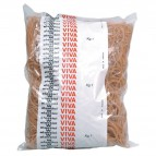 Elastici in gomma naturale Viva - 60 mm - EN060 (conf.1000 grammi)