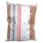 Elastici in gomma naturale Viva - 100 mm - EN100 (conf.1000 grammi)