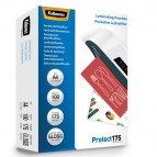 Pouches Protect175 - A3 - 303x426 mm - 2x175 micron - Fellowes - scatola 100 pezzi