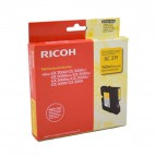 Originale Ricoh 405535 Gel GC21 (K202/G) giallo