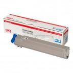 Originale Oki laser toner - ciano - 42918915