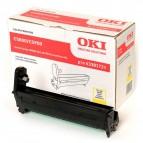 Originale Oki laser tamburo - giallo - 43381721