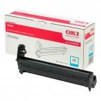 Originale Oki laser tamburo - ciano - 43449015