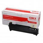 Originale Oki laser tamburo - giallo - 43460221