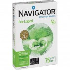 Carta eco-logical Navigator - A4 - 75 g/mq - 105 µm - 001FPW (conf.5)