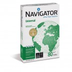 Carta Universal Navigator - A4 - 80 g/mq - 110 µm - 0198UN (conf.5)