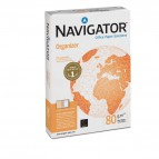 Carta Organizer Navigator - 4 fori - A4 - 80 g/mq - 110 µm - 1581UN (conf.5)