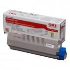 Originale Oki laser toner - giallo - 43872305