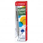Refill per penna sferografica ergonomica Easyoriginal - punta fine - blu  - Stabilo