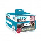 Rotolo 170 etichette LW Durable Industrial - 1933087 - 59x190 mm - carta - bianco - Dymo