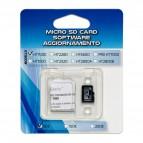 Micro SD Card aggiornamento HolenBecky HT2800 per seriali da DQ150480001 a DQ150481200