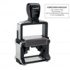 Timbro Professional 5206 - autoinchiostrante - personalizzabile - 56x33 mm - 8 righe - Trodat