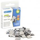 Molle di ricambio per Supaclip® 40 - acciaio - Rapesco - conf. 50 pezzi