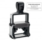 Timbro Professional 5203 - autoinchiostrante - personalizzabile - 49x28 mm - 7 righe - Trodat