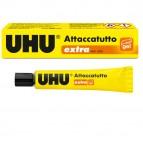 Colla UHU® Attaccatutto Extra - gel - 20 ml - trasparente - UHU®