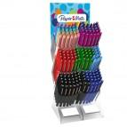 Penne Flair Original e Tropical - colori assortiti - Papermate - espositore 180 penne