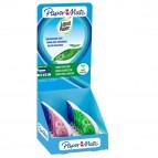 ***==1862885 expo 24 nastri dryline grip 5mmx8.5mt colori assortiti papermate