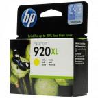 Originale HP inkjet cartuccia 920XL - giallo - CD974AE