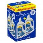 Dash liquido professional - gradevolmente profumati - 70 misurini - 2x3,85 L - Dash