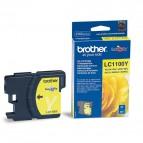 Originale Brother inkjet cartuccia 1100 - giallo - LC-1100Y