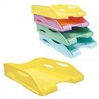 Portacorrispondenza Keep Colour Pastel - infrangibile - 23x32 cm - giallo - Arda