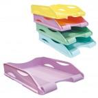 Portacorrispondenza Keep Colour Pastel - infrangibile - 23x32 cm - lilla - Arda