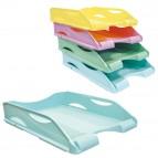 Portacorrispondenza Keep Colour Pastel - infrangibile - 23x32 cm - azzurro - Arda