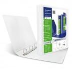 Raccoglitore Nettuno Ti 30 4D - personalizzabile - dorso 3,5 cm - 22x30 cm - A4 - bianco - Sei Rota