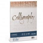 Calligraphy Canvas Ruvido Favini - bianco - A4 - 100 g - A690214 (conf.50)