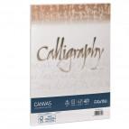 Calligraphy Canvas Ruvido Favini - avorio - 12x18 cm - 100 g - A57Q417 (conf.25)