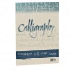 Calligraphy Pergamena Liscio Favini - sabbia - fogli - A4 - 190 g - A69U084 (conf.50)