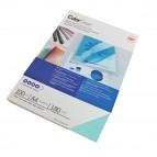 Copertine ColorClear™ per rilegatura - A4 - 180 micron - PVC - verde - GBC - conf. 100 pezzi