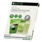Pouches iLAM UDT - plastificazione a caldo - A5 - 154x216 mm - 2x80 micron - Leitz - scatola 100 pezzi
