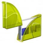 Portariviste 674+H - 27x8,5x31 cm - 24x32 cm - bamboo green - Cep