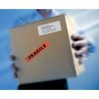 Etichette per Dymo LabelWriter - permanenti - 190x38 mm - bianco - S0722470 (pz.1x110)